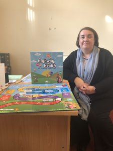 Roby Park Primary school join the highway to health family